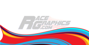Wavex Rainbow Vinyl Race Wrap