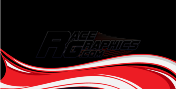 Wavex Red Vinyl Race Wrap