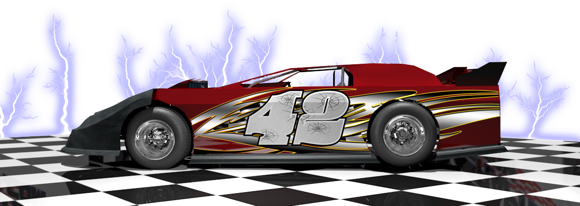 Dirt Late Model Racing Graphics