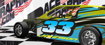 Dirt Modified Racing Graphics