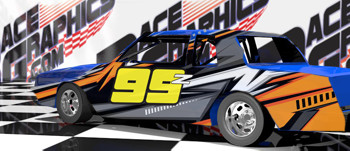 Street Stock Graphics